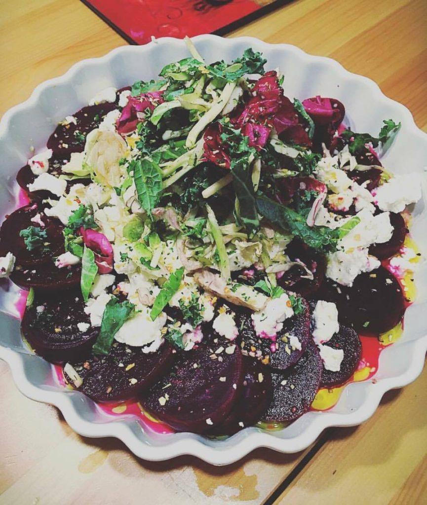 Salade de betteraves de Jozie
